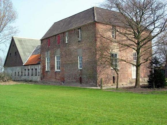 kasteel Rijswijk in Groessen