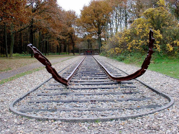 Monument Kamp Westerbork. Foto: Gouwenaar