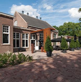 Ketelhuis Eindhoven, Landgoed De Grote Beek. Foto: GGzE