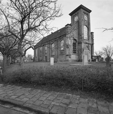 Garsthuizen Hervormde kerk. Foto: Ton van der Wal / RCE via wikimedia