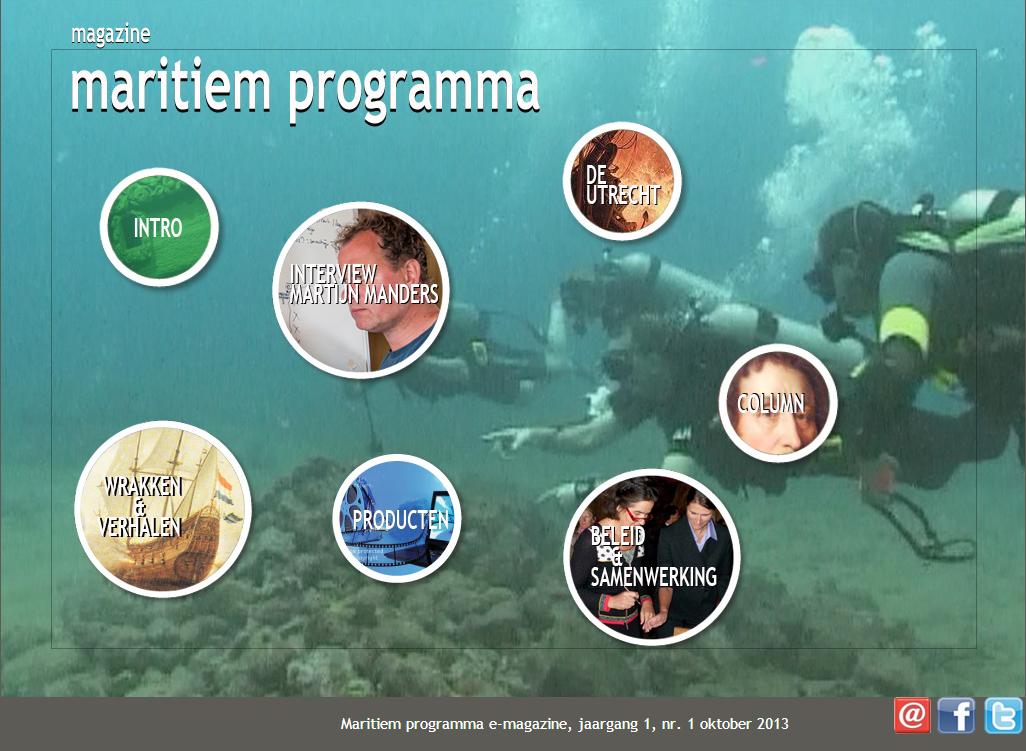 Magazine-Maritiem-Programma