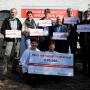 Molenprijs voor Molen van Fakkert in Hoonhorst