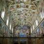 Nieuw luchtverversingssysteem voor Sixtijnse kapel