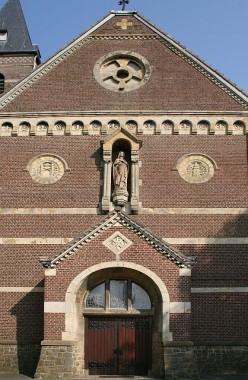 Terwinselen OLV. Foto: Kerken in Limburg