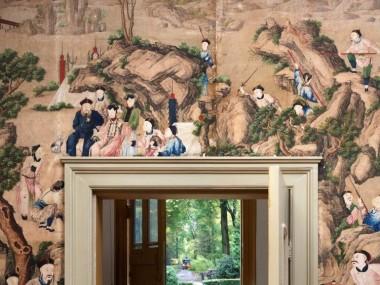 Chinese kamer Amelisweerd. Foto: Ernst Moritz via www.moa.nl