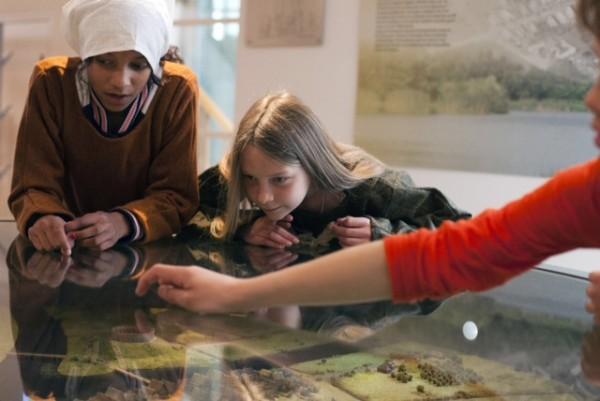 Publieksbereik Archeologie Foto: Erfgoed Leiden