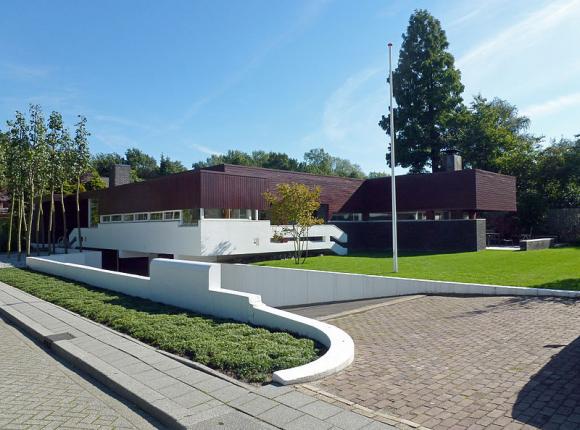 Rotterdamse villa uit 1961