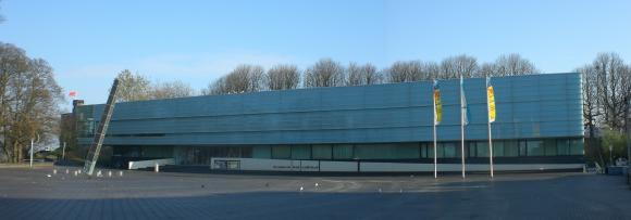 Museum het Valkhof Nijmegen. Foto: Ellywa