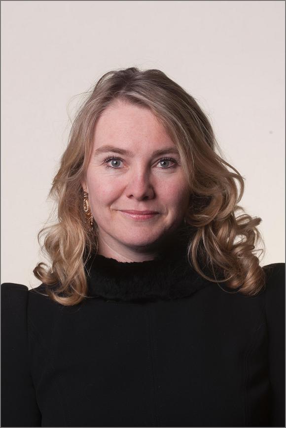 Melanie Schultz, minister van Infrastructuur en Milieu. Foto: Rijksoverheid
