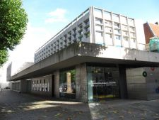 SNS-gebouw Deventer. Afbeelding via Heemschut