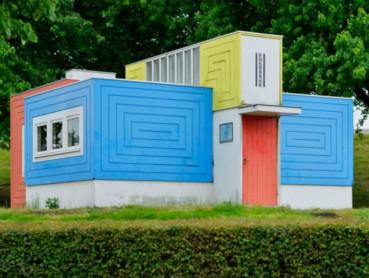 Replica van 'Keet van Oud'. Foto: Gemeente Rotterdam