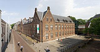 Centraal Museum in Utrecht foto: Vincent Zedelius via Wikimedia