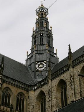 Grote Kerk in Haarlem - foto: G. Lanting via Wikimedia