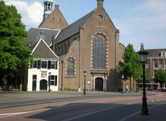 Janskerkhof_Utrecht Foto: Ralph2009 via Wikimedia