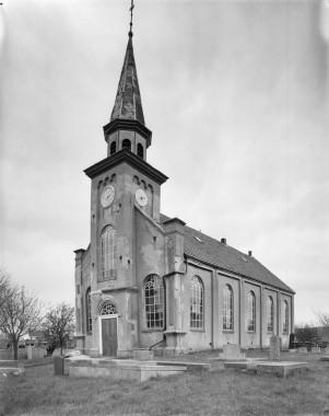 de kerk van garsthuizen foto: RCE via Wikimedia