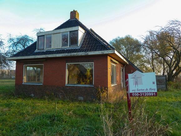 Leegstaande_boerderij_Oude_Roodehaan Foto Hardscarf via Wikimedia