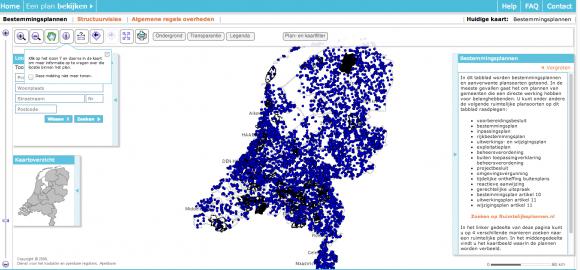 Beeldcitaat www.ruimtelijke plannen.nl