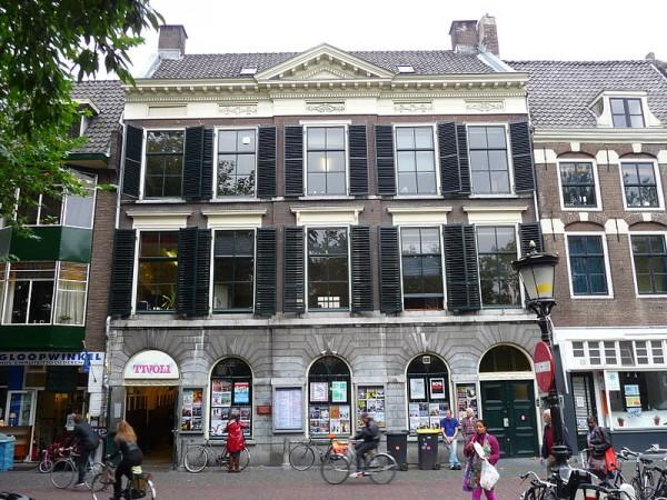Tivoli Oudegracht in Utrecht