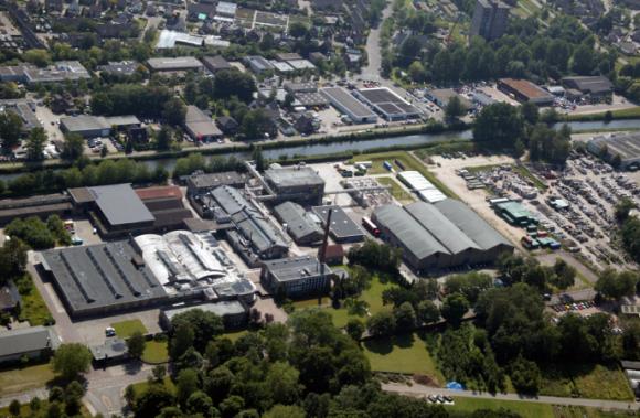 Zwitsalfabriek. Foto via www.geheugenvanapeldoorn.nl