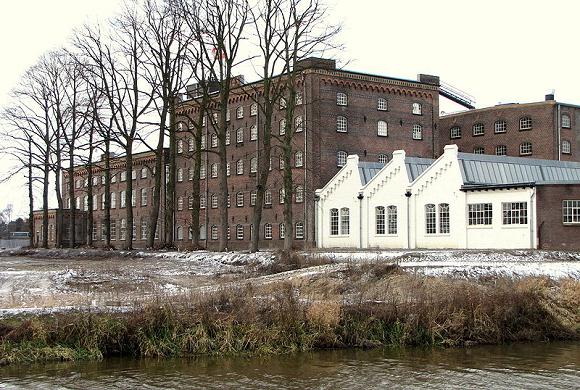 DRU-fabriek in Ulft. Foto: Ziko