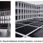 Dudoks Binnenhof in het Raadhuis van de gemeente Velsen te IJmuiden (1965)