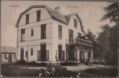 Villa Laura in Heelsum Beeld: http://www.gelderlandinbeeld.nl/