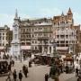 Amsterdam honderd jaar geleden in kleurenfoto's
