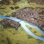 Restauratie historische maquette Maastricht bijna klaar
