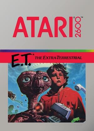 De verpakking van de bewuste game. Bron: Atari via Wikimedia