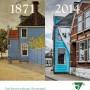 'Zaans groen Monetblauw' van Boonstoppel brengt Het Blauwe Huis in Zaandam terug in 1871