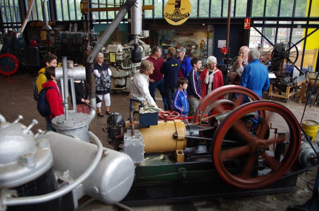 Museum Werf 'T Kromhout 1