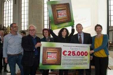 Kampen: winnaar BNG Bank Erfgoedprijs 2013.