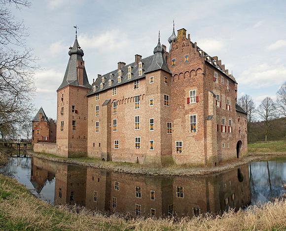 Kasteel Doorwerth. Foto: Bert Kaufmann