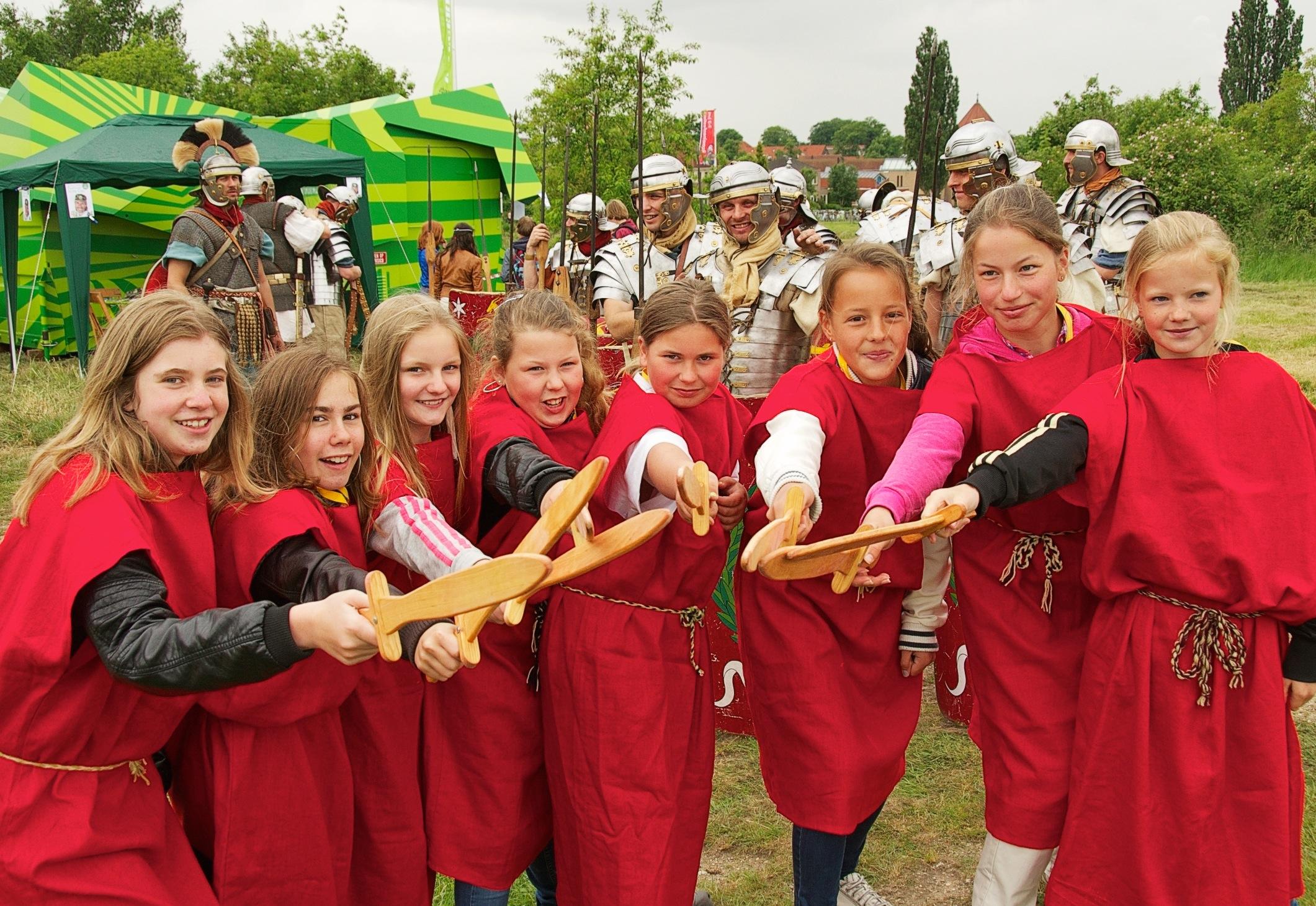 Romeinenfestival Nijmegen