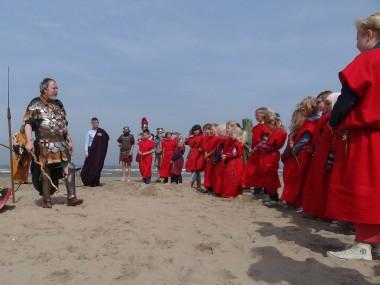 Romeinenweek_Brittenburg Katwijk