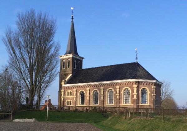 Ned. Hervormde Kerk, Baaium Foto: Stichting Alde Fryske Tsjerken