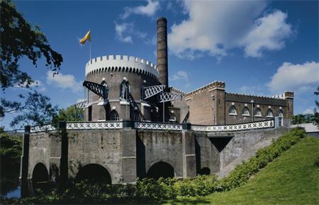 Gemaal Cruquius, Haarlemmermeer Foto: RCE