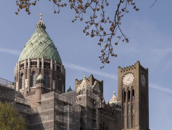 Sint Bavo Kathedraal exterieur