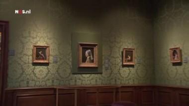 Mauritshuis via nos.nl