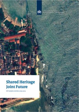 Omslag Shared Heritage Joint Future via Rijksdienst voor het Cultureel Erfgoed