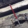 Eeuwenoude kraanfundament gevonden in Utrecht