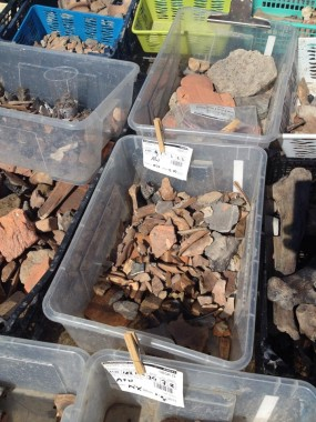 Arcehologische vondsten foto: Erfgoedstem