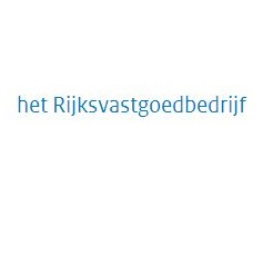 Logo Het Rijksvastgoedbedrijf via Rijksvaatgoedbedrijf