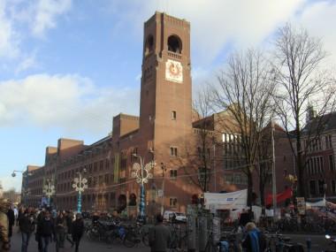 Beurs van Berlage Amsterdam Foto: Sebas Baggelaar