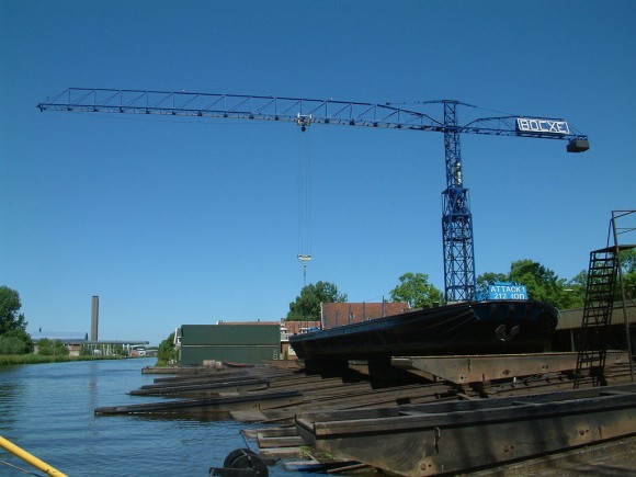 Scheepswerf Bocxe, Delft. Foto: Stunteltje