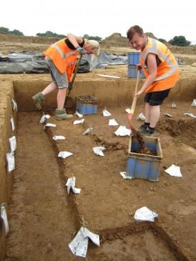 Well-Aijen_opgraven steentijd kampement door archeologen_compressed