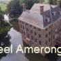 Kasteel Amerongen bekeken vanuit een drone (Video)