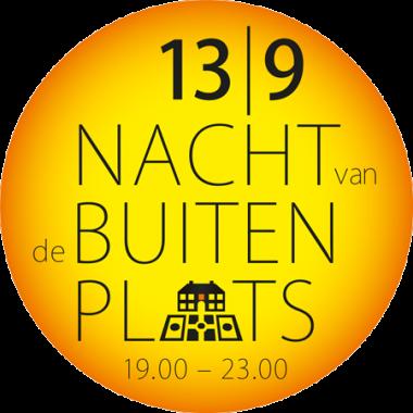 Nacht van de Buitenplaats logo Foto: nachtvandebuitenplaats.nl