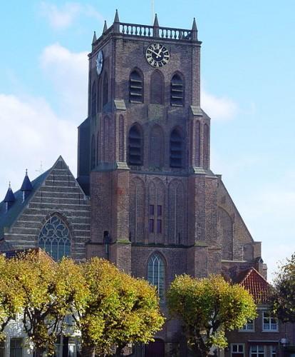 Geertruidskerk. Foto: Uhro87