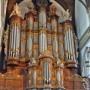 Benefietdiner voor Vater-Müler orgel Oude Kerk Amsterdam